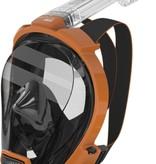 Ocean Reef Aria QR+  Snorkelmasker Oranje