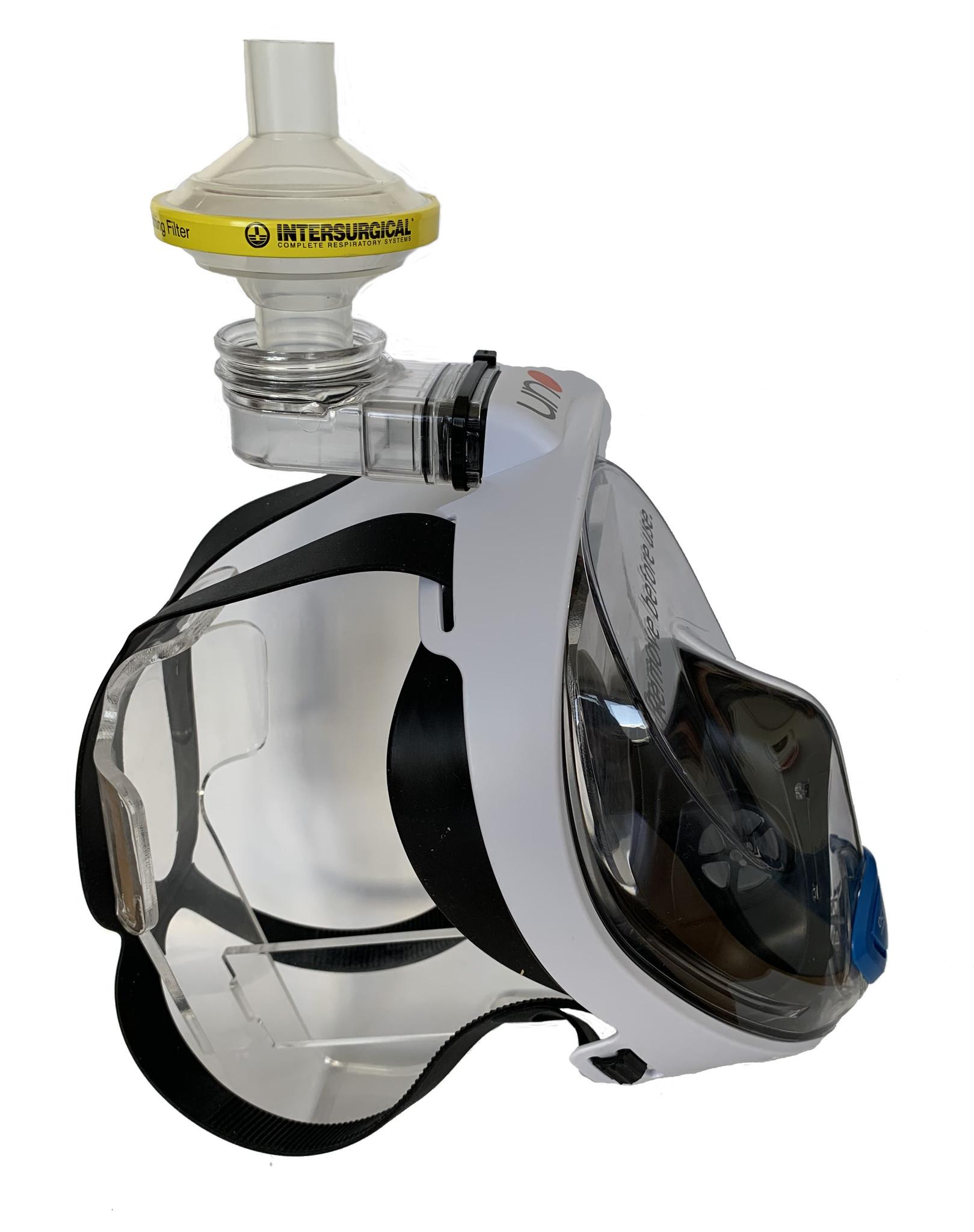 Ocean Reef Aria Classic/QR/Uno APA+RD40/22 MM Adaptor + Filter
