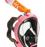 Ocean Reef Aria QR+  Snorkelmasker Geel