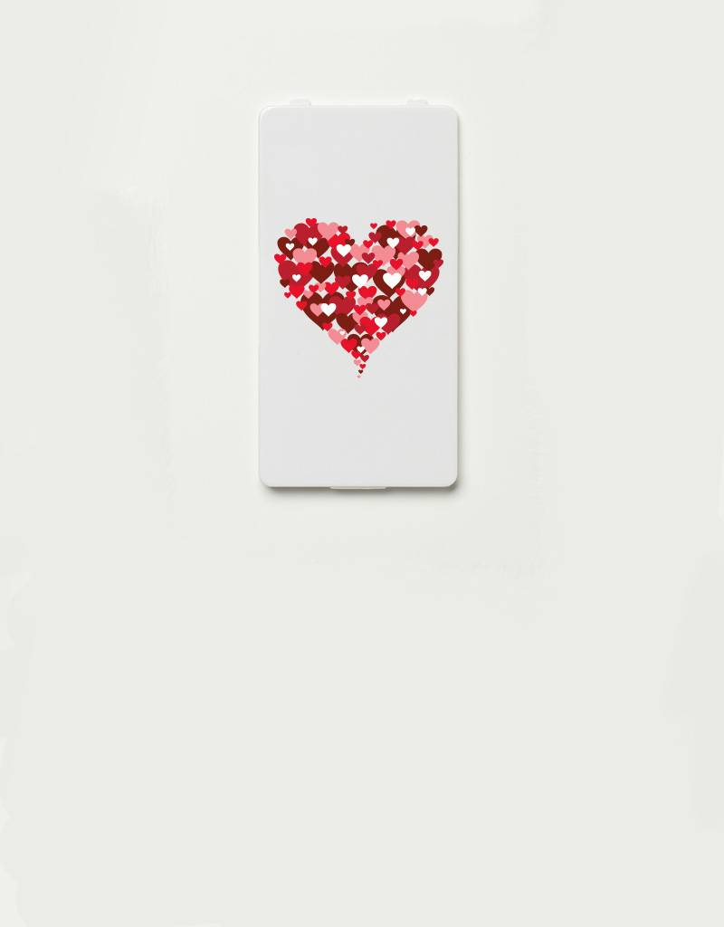YOU·P® YOU·P® Limited Edition - cover for YOU·P smartphone holder | HEART(S)