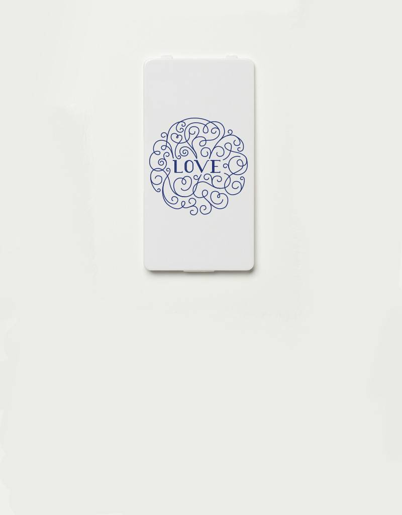 YOU·P® YOU·P® Limited Edition - cover for YOU·P smartphone holder | LOVE (blue)