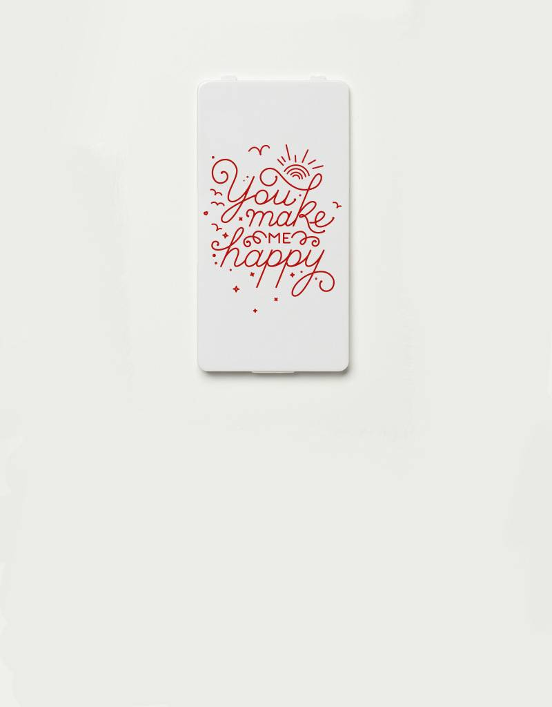 YOU·P® YOU·P®-klepje limited edition | YOU MAKE ME HAPPY