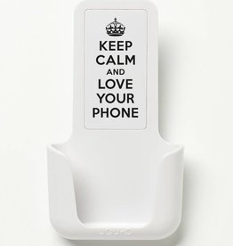 YOU·P® YOU·P® (colors) Keep Calm Love Your Phone