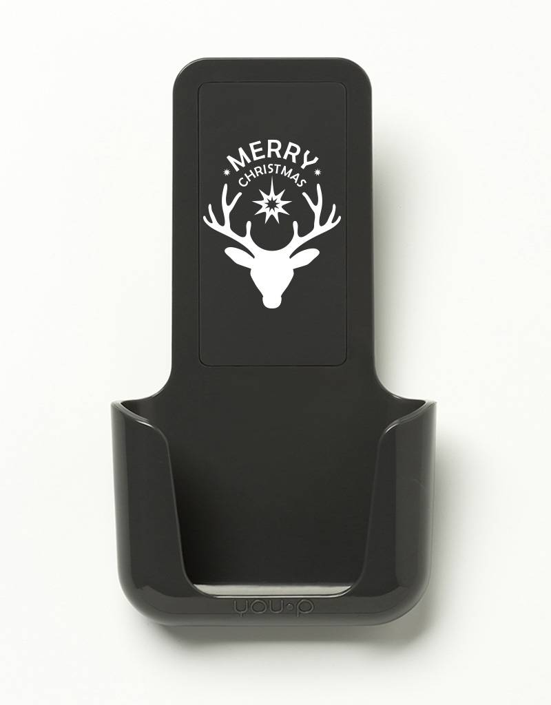 YOU·P® YOU·P® smartphone holder | Merry Christmas Deer