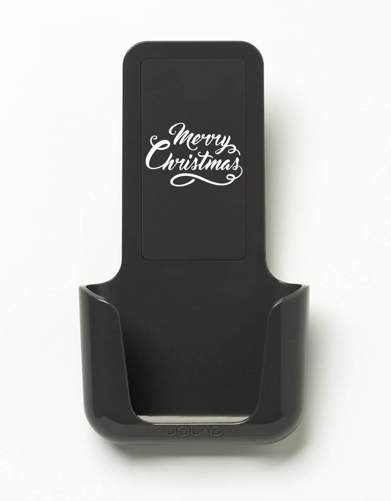 YOU·P® YOU·P® smartphonehouder | Merry Christmas