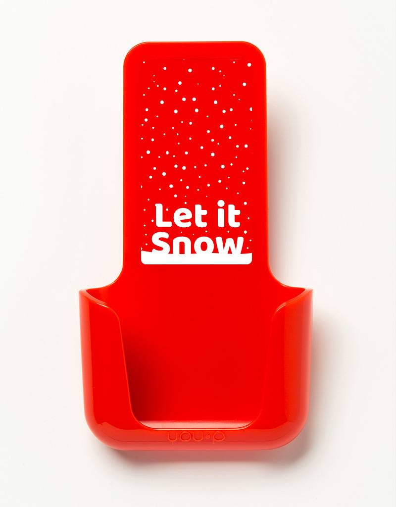YOU·P® YOU·P® smartphonehouder | Let it snow