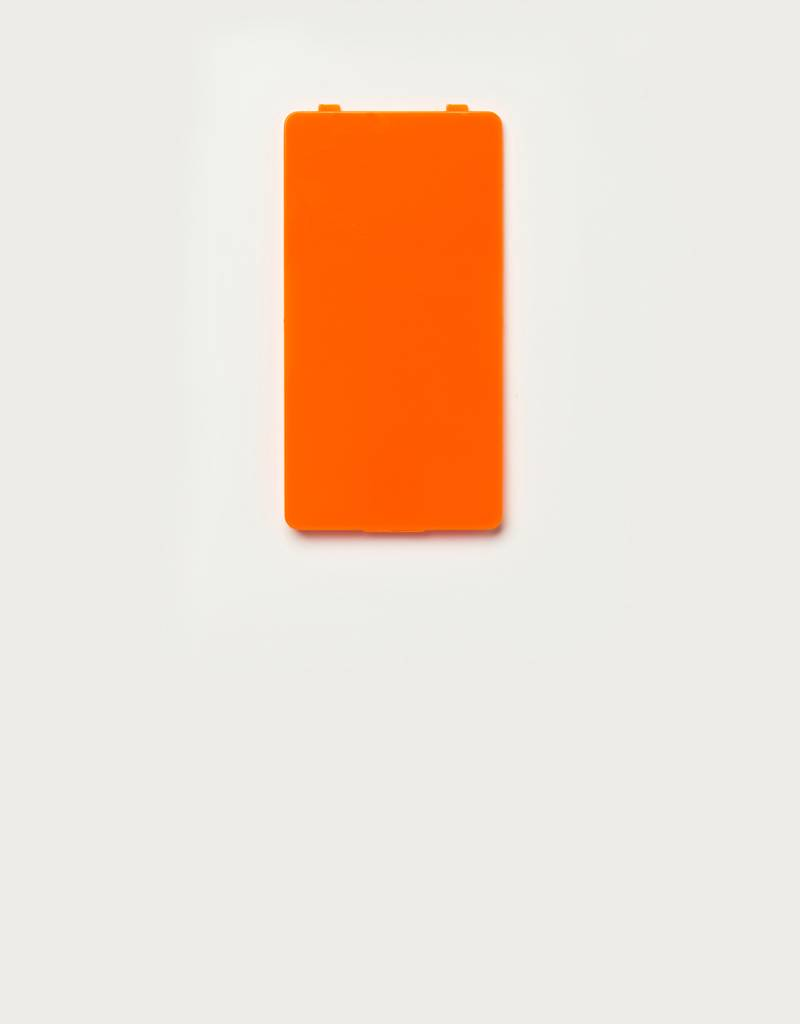 YOU·P® YOU·P® klepje | oranje | geen tekst