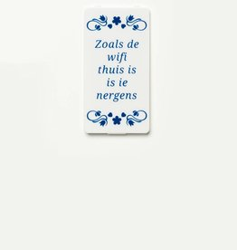 YOU·P® White | Zoals De Wifi Thuis Is Is Ie Nergens