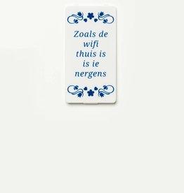 YOU·P® Wit | Zoals De Wifi Thuis Is Is Ie Nergens