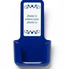 YOU·P® YOU·P® smartphone holder | blue | Home Is Where Your Phone Is