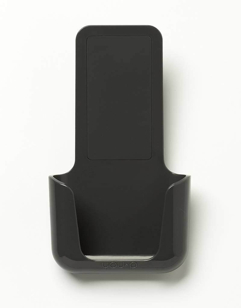 YOU·P® YOU·P® smartphonehouder | gray holder | gray cover