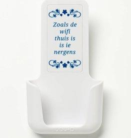 YOU·P® YOU·P® smartphone holder | white | Zoals De Wifi ...
