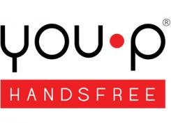 YOU·P® Handsfree - YOU·P® [joe-pie] de eerste (!) smartphonehouder voor op het toilet