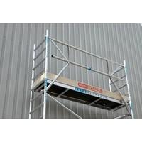 Euroscaffold Rolsteiger voorloopleuning 305 cm