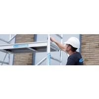Euroscaffold Kamersteiger Compact werkhoogte 3 meter