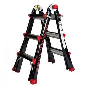 BIG ONE® Multifunctionele Ladder 4x3