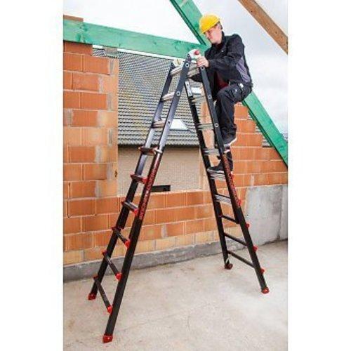 Big One Multifunctionele Ladder 4x6