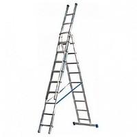 MAXALL®  Driedelige Rechte Reformladder 3x8