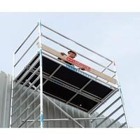 Euroscaffold Houten Kantplankset Rolsteiger 250 x 75 cm