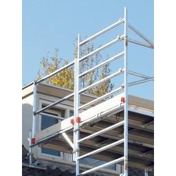 Euroscaffold Uitwijkconsole universeel complete set 75 x 190 cm