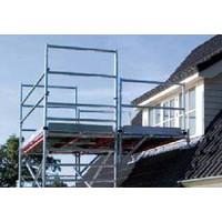 Euroscaffold Uitwijkconsole universeel complete set 135 x 190 cm