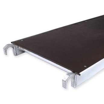 Euroscaffold Basic rolsteiger 90 x 190 x 6,2m  + extra Carbon Platform