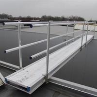 Euroscaffold Werkbrug 4 meter