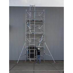 Euroscaffold Solarlift 8,2 meter werkhoogte