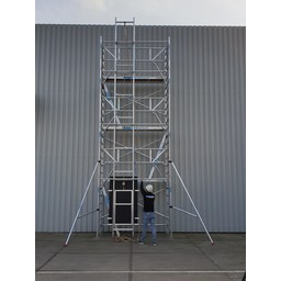 Euroscaffold Solarlift 8,2m werkhoogte