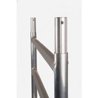 Euroscaffold Rolsteiger met vario voorloopleuning 75x190x10,2m werkhoogte