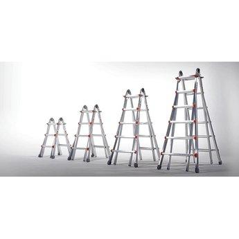 Waku Ladders Waku Multifunctionele Ladder 4x5