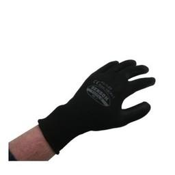 Euroscaffold Werkhandschoenen zwart