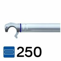 Euroscaffold Steigeraanhanger 250 + Basis rolsteiger 135 x 250 x 8,2m werkhoogte