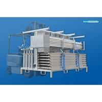 Euroscaffold Transportbok voor Rolsteiger 250 cm