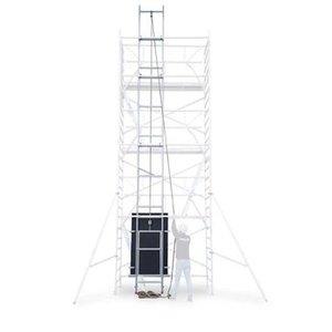 Solarlift 12,2 meter werkhoogte