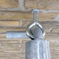 Schroefoog muurverankering