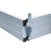Euroscaffold Aluminium Kantplankset Rolsteiger 190 x 75 cm