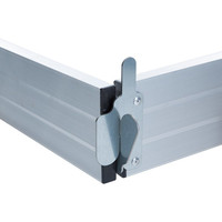 Euroscaffold Aluminium Kantplankset Rolsteiger305 x 75 cm
