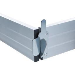 Euroscaffold Aluminium Kantplankset Rolsteiger 305 x 75 cm