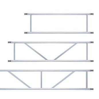 Euroscaffold Dubbele horizontaal schoor 190 cm