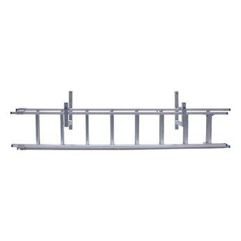 Steigerdeals Ladder ophangbeugel / muurbeugel 1 & 2 delig