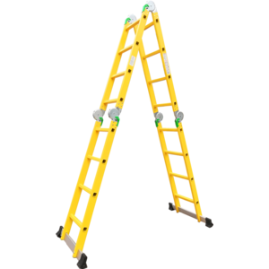 AANBIEDING: Vouwladder 4x3