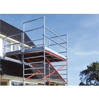Euroscaffold Uitwijkconsole universeel complete set 135 x 250  cm  incl. Lichtgewicht platformen