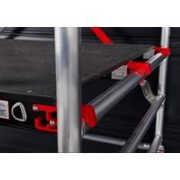 Altrex Altrex RS52-S steiger met steigeraanhanger DeLuxe  135 x 245 x 8,2 m werkhoogte