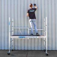 Euroscaffold Kamersteiger werkhoogte 3 meter (max. 7,5 meter)