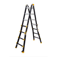 Panthera Panthera PRO Multifunctionele 4x4 ladder