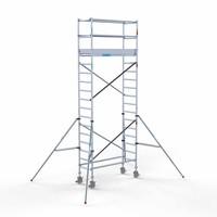 Euroscaffold Rolsteiger Compleet 75 x 190 x 6,2m werkhoogte