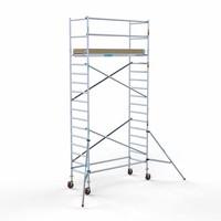 Euroscaffold Basis rolsteiger 90 x 250 x 6,2m  + extra platform