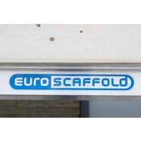 Euroscaffold Basis rolsteiger 90 x 305 x 8,2 m werkhoogte