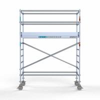 Euroscaffold Rolsteiger Compleet 90 x 250 x 4,2m werkhoogte